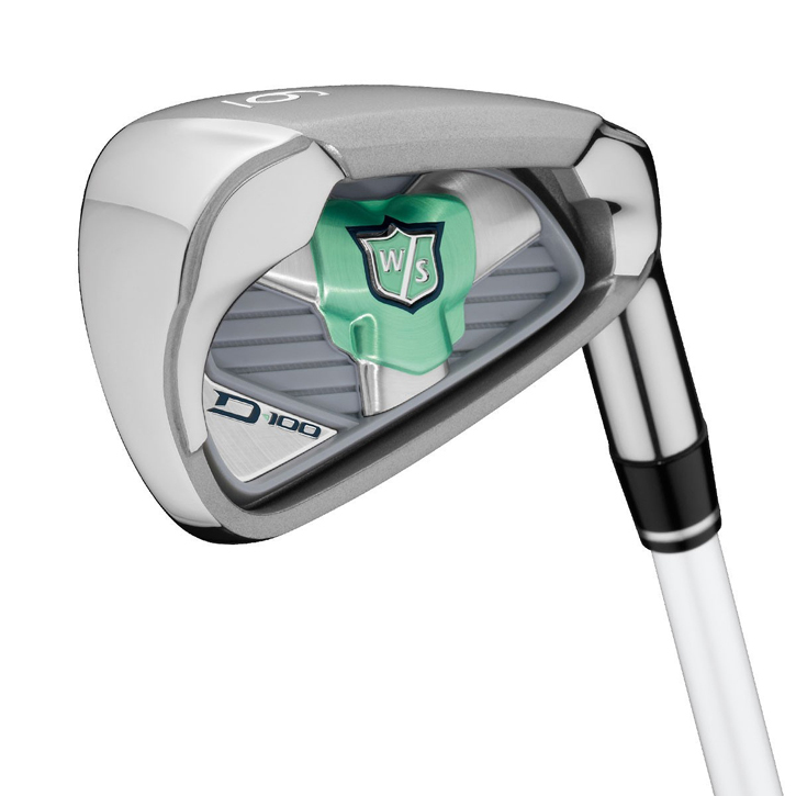 Image of Wilson Staff D-100 Iron Set - Womens