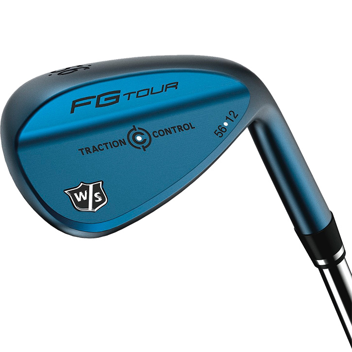 Wilson FG Tour TC Wedge - Gunmetal Blue