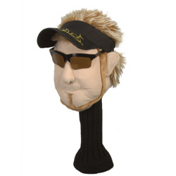 Ian Poulter's Personal Design Headcover
