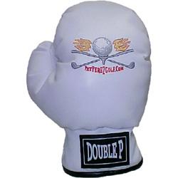 Pat Perez's Boxing Glove Headcover - White