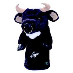 Sergio Garcia's Spanish Bull Headcover - Black