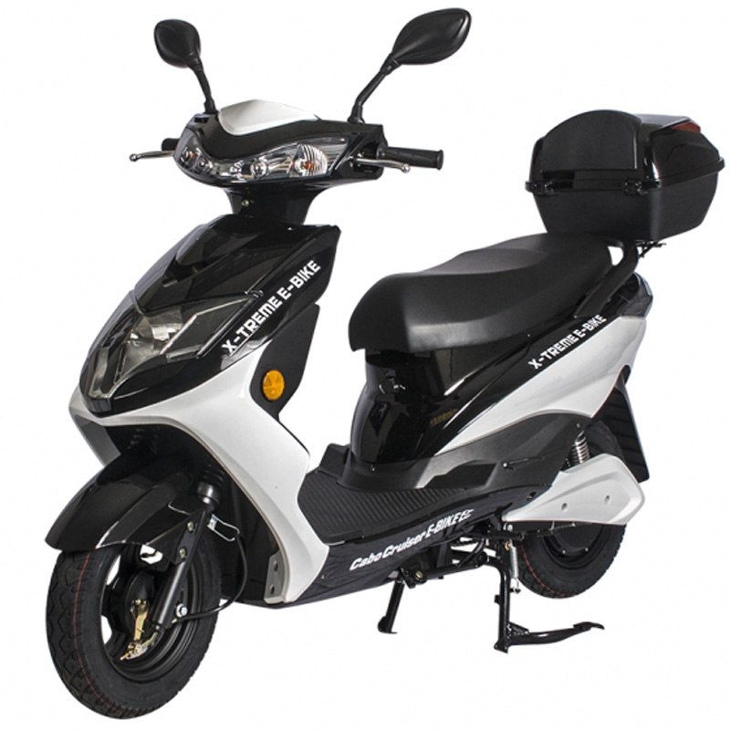 X-Treme Cabo Cruiser Electric Scooter - Black