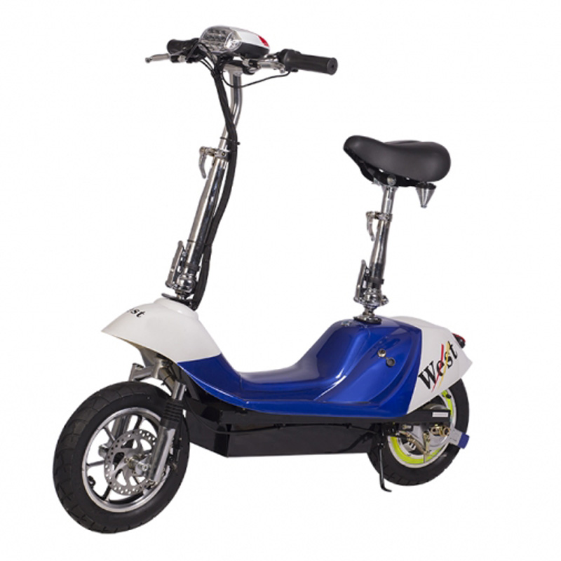 X-Treme City Rider Electric Scooter - Blue