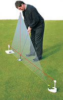 XtendAlign Golf Putting System