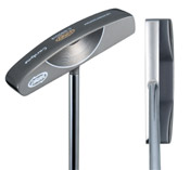 Yes! C-Groove Putter: Carolyne