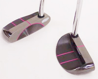 Yes! C-Groove Putter: Marilyn Pink