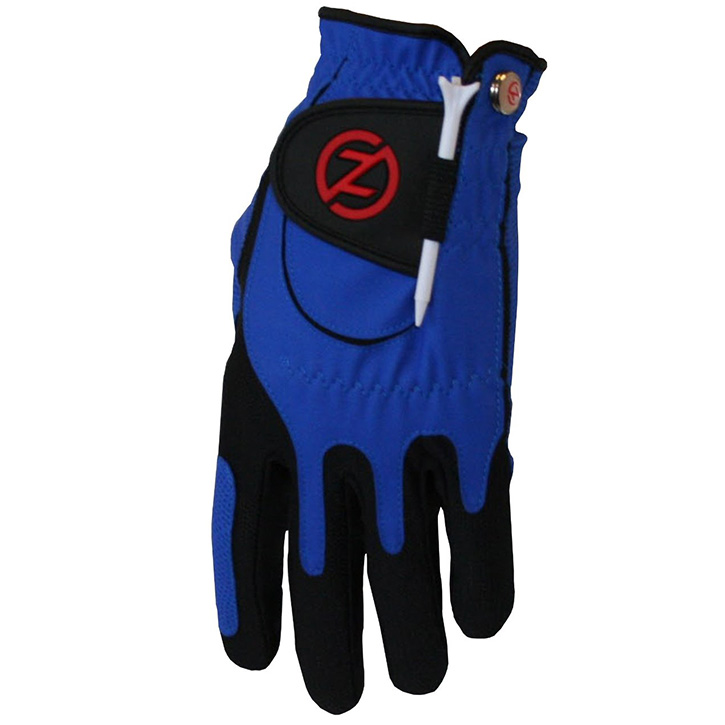 Zero Friction Compression Fit Mens Glove - Blue