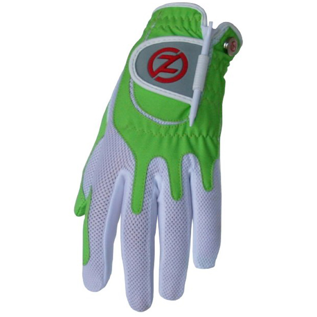 Zero Friction Compression Fit Womens Glove - Green