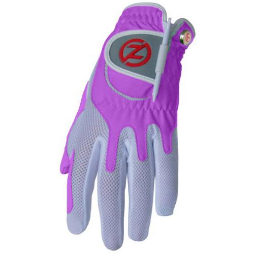 Zero Friction Compression Fit Womens Glove - Lavender