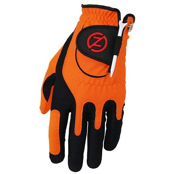Zero Friction Compression Fit Junior Glove - Orange