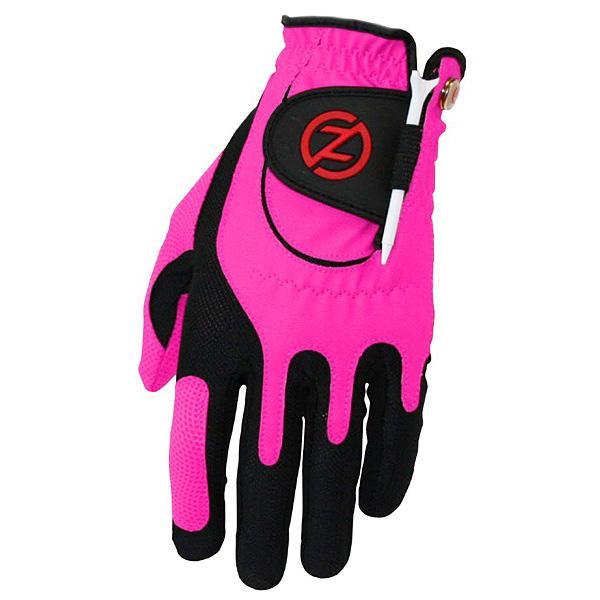 Zero Friction Compression Fit Junior Glove - Pink
