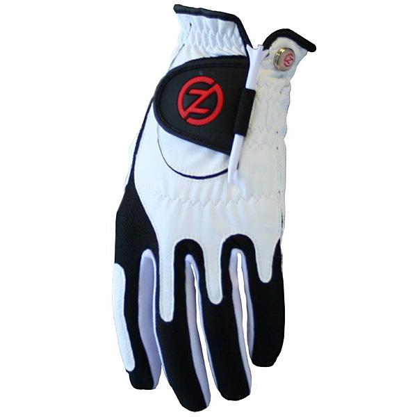 Zero Friction Compression Fit Junior Glove - White