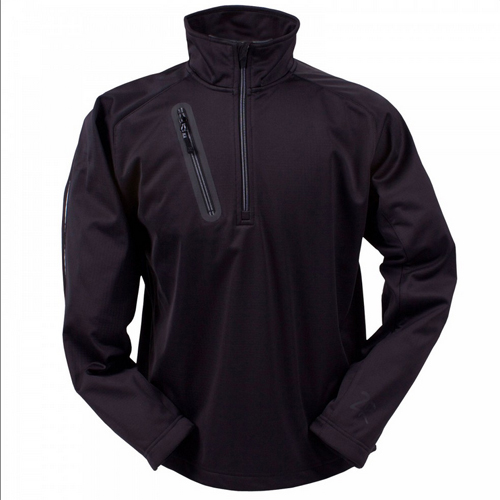 Image of Zero Restriction Highland Pullover - Mens Black