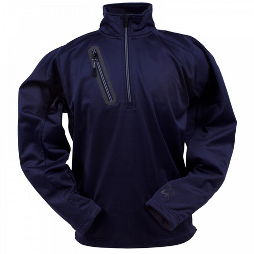 Zero Restriction Highland Pullover -  Mens Navy