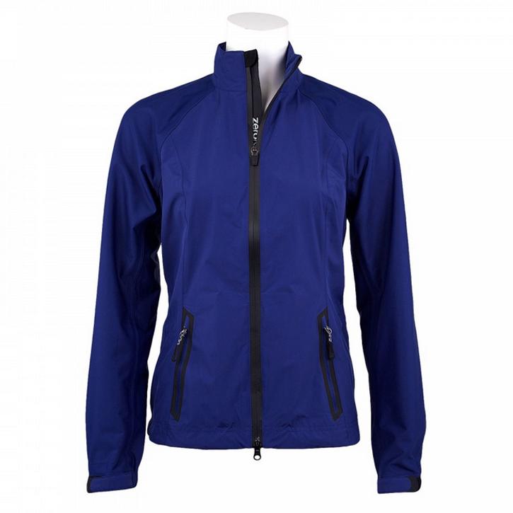 Zero Restriction Womens Hybrid Packable Jacket - Blueberry