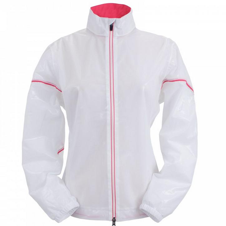 Zero Restriction Womens Transparent Jacket