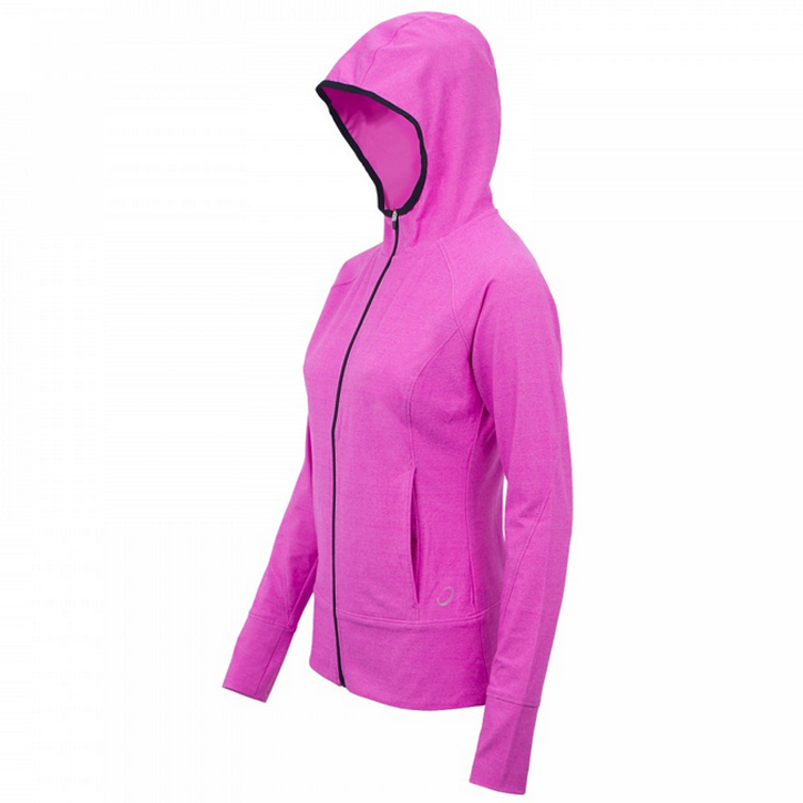 Zero Restriction Womens Laila Hoodie - Pink
