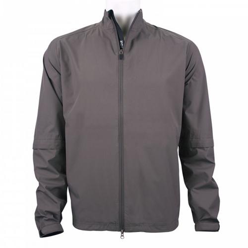Zero Restriction Packable Jacket - Mens Stone