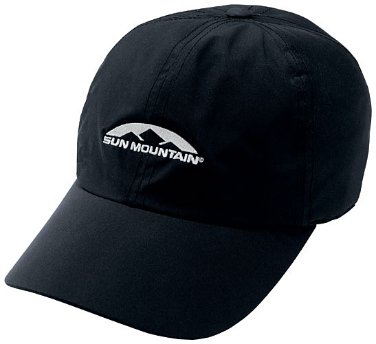 f2f0ee32 Sun Mountain Waterproof Ball Cap at InTheHoleGolf.com
