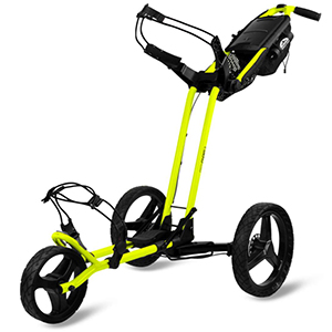 2020 Sun Mountain Pathfinder 3 Golf Push Cart