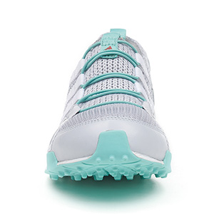 Adidas Climacool Ballerina Golf Shoes - Women's Grey/White/Mint at ...