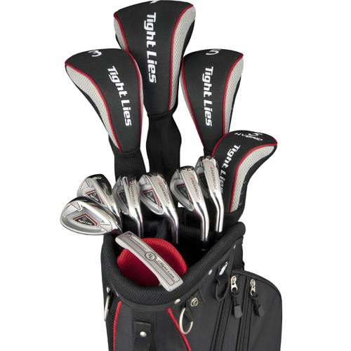 Adams Tight Lies Set 12 Piece at InTheHoleGolf.com