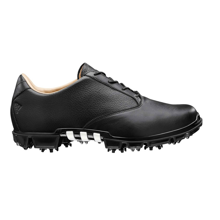 cheap for discount 715f9 848aa Adidas adiPure Motion Golf Shoes - Mens Black at InTheHoleGo