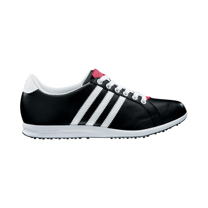 Adidas adicross II Golf Shoes - Womens Black at InTheHoleGolf.com