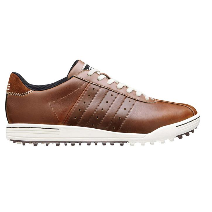 Adidas AdiCross II Golf Shoes - Mens Brown at InTheHoleGolf.com