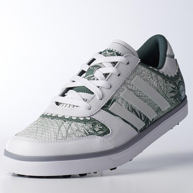 2016 Adidas Gripmore 2 Golf Shoes - Big Check Edition - FedEx Cup ...