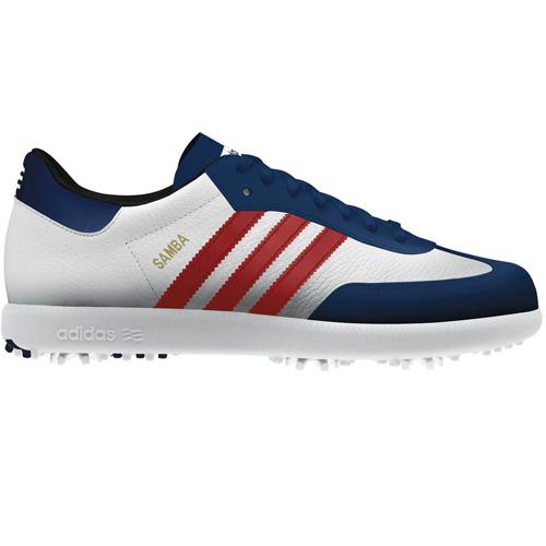 Adidas Samba Mens Golf Shoes - Limited Edition US Open at ...