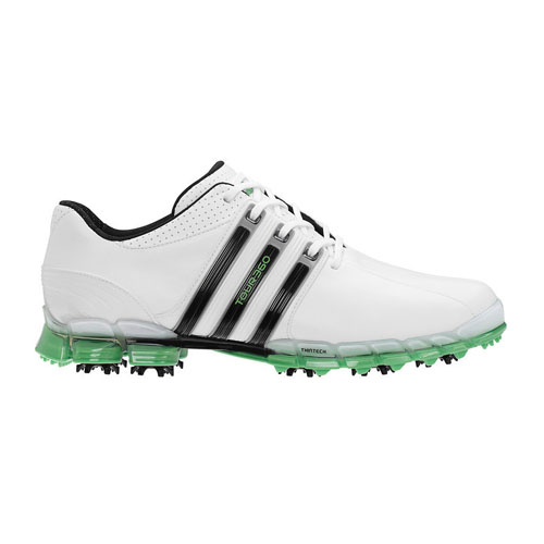 Adidas 2012 Tour 360 ATV Mens Golf Shoes - White/Black/Intense ...
