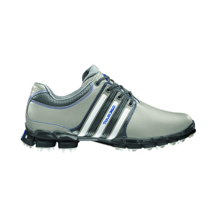 Adidas Tour 360 ATV M1 Q47080 Golf Shoes Grey | Men's Golf