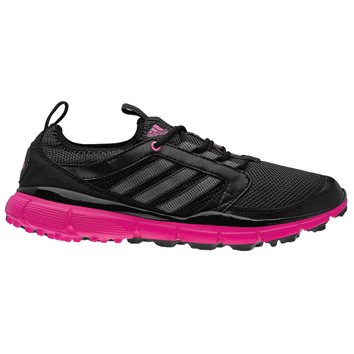 Adidas Adistar Climacool Golf Shoes - Women's Black/Carbon/Magenta ...