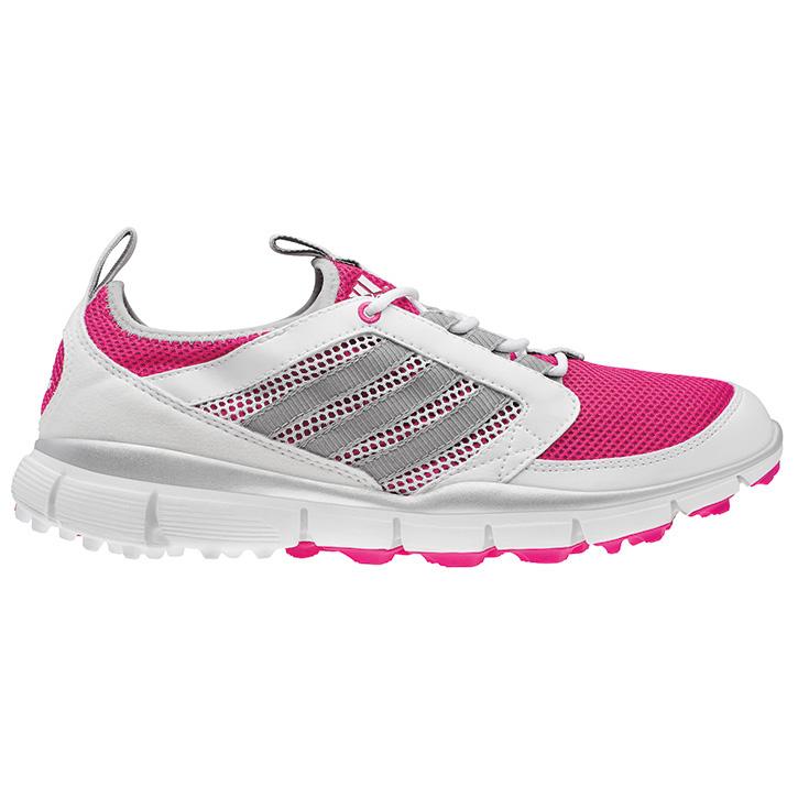 Adidas Adistar Climacool Golf Shoes - Women's Magenta/Silver/White ...