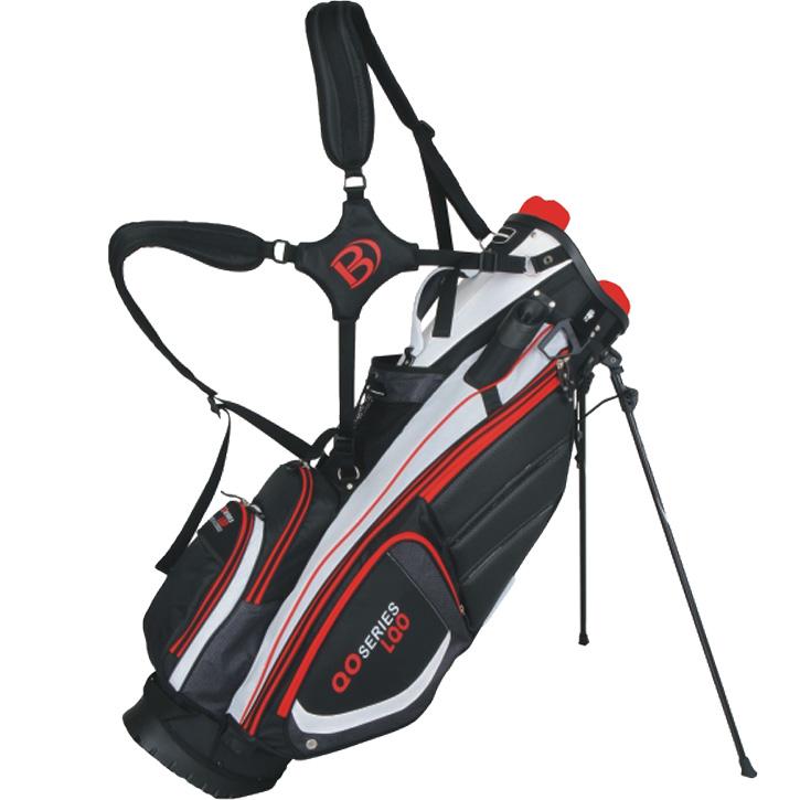 8e9f7b7c38 Bennington Lite Quiet Organizer Stand Golf Bag at InTheHoleGolf.com