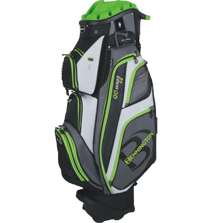 Bennington Quiet Organizer 14 Golf Cart Bag at ...