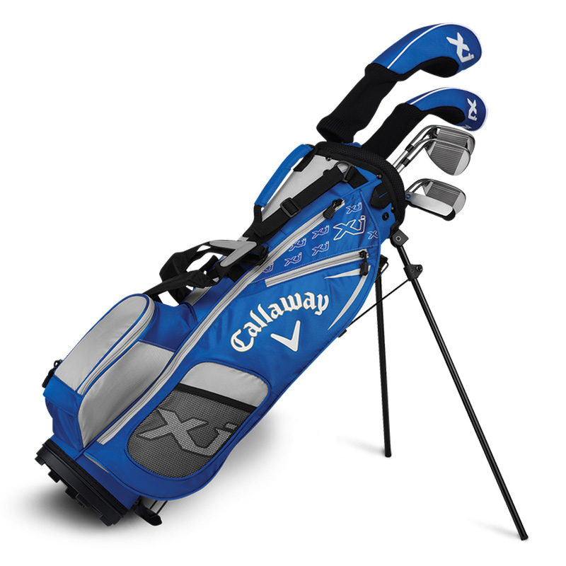 Callaway Junior XJ Golf Set - Blue
