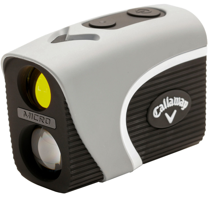 Callaway Micro Prism Laser Golf Rangefinder
