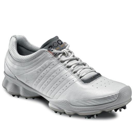 b30094d0437a Ecco Biom Hydromax Golf Shoes - Mens White Concrete at InTheHoleGolf.com