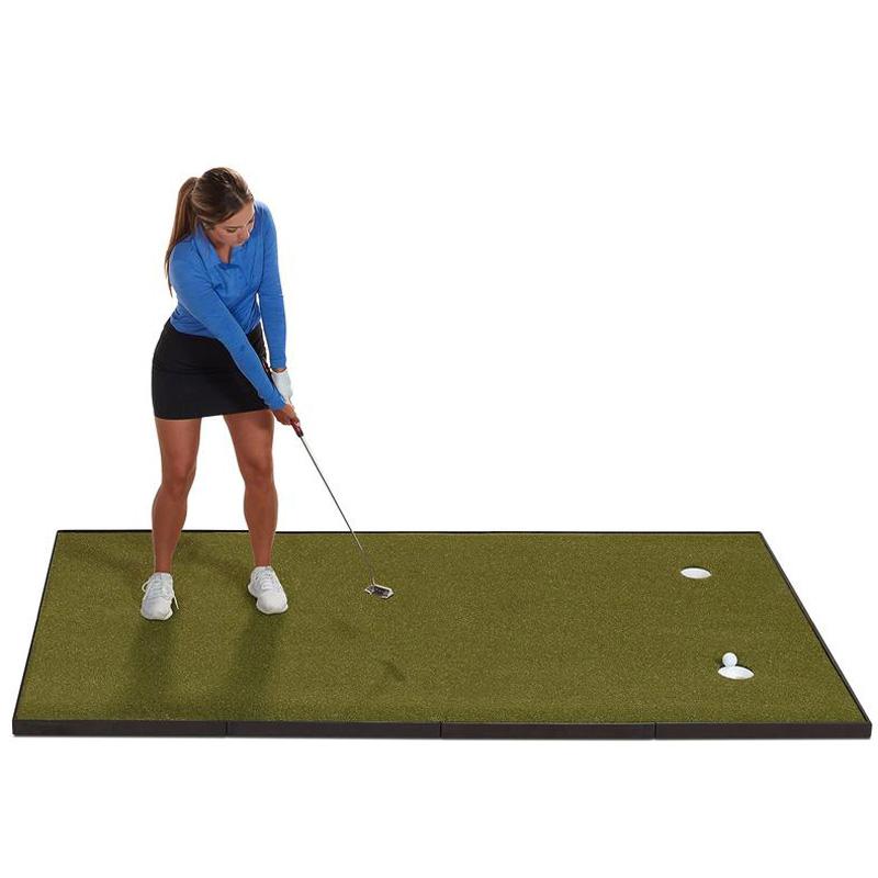 Fiberbuilt Backyard Links Golf Putting Green - 4'x8'