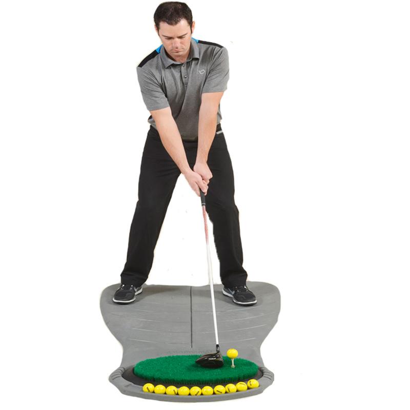 Fiberbuilt Practice Station - Golf Hitting Mat