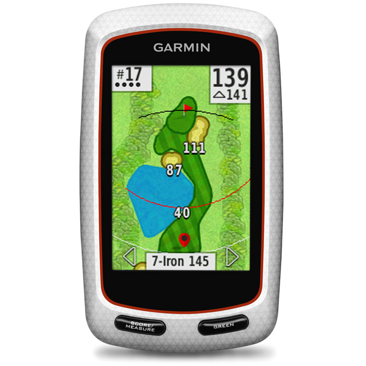 Garmin Approach G7 Golf GPS at InTheHoleGolf com