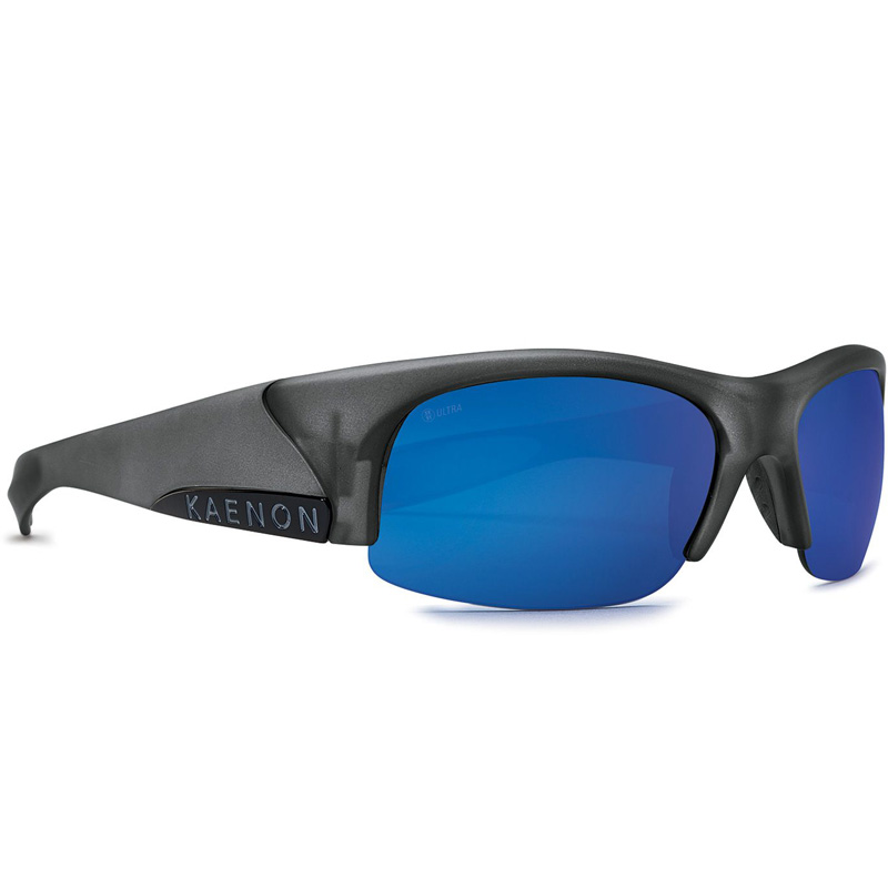b71b143f1e Kaenon Hard Kore Polarized Sunglasses - Carbon Matte Grip - Ultra ...