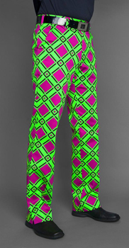 Loudmouth Golf Pants - Dogwood at InTheHoleGolf.com