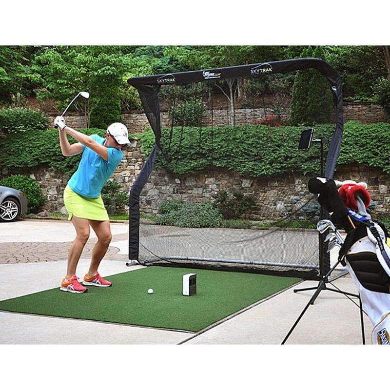 The Net Return Home Series V2 Golf Hitting Net