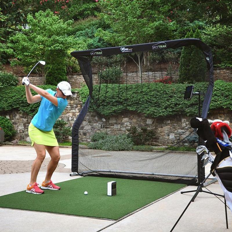 The Net Return Pro Series V2 Golf Hitting Net