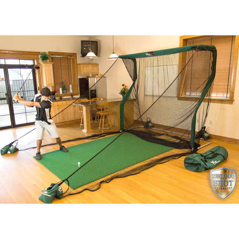 The Net Return Pro Series V2 Net with Side Barriers