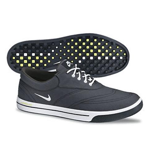 size 40 74e46 a24cf Nike 2013 Lunar Swingtip Golf Shoes - Mens Anthracite White at  InTheHoleGolf.com
