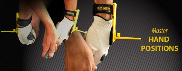 Power Lag and Flat Wrist Combo Golf Trainer at InTheHoleGolf com